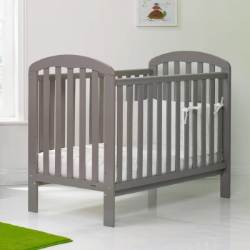 Lily Cot- Taupe Grey- Lifestyle Image