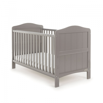 Whitby Cot Bed- Taupe Grey- Main Image
