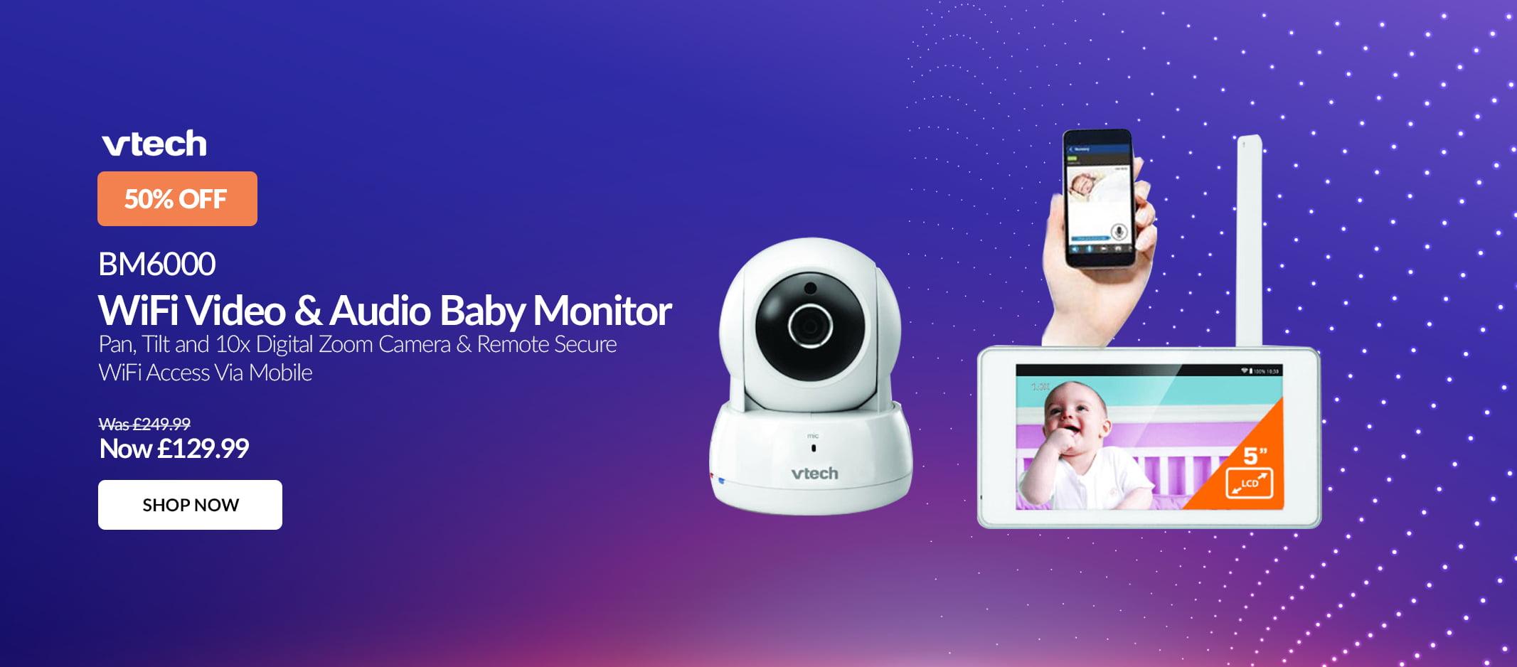 bm6000 Baby Monitor