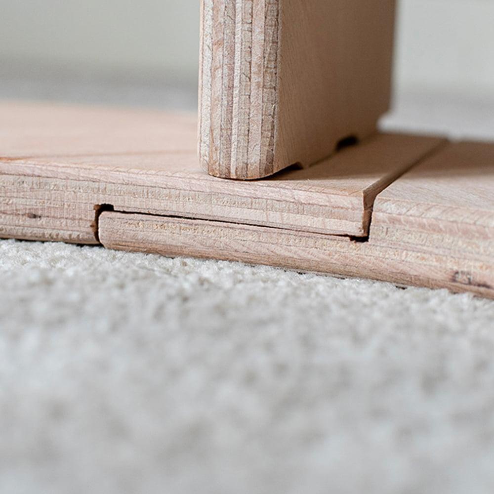 Made of Natural Beech Plywood