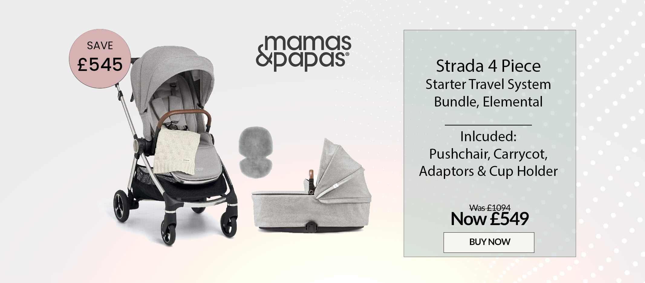 Mamas & Papas Strada 4