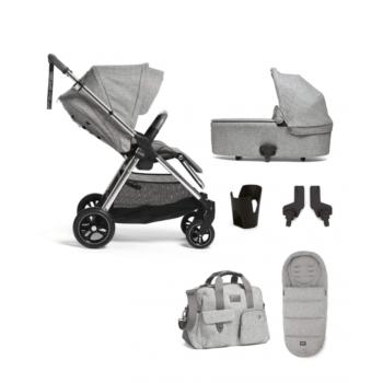 Mamas & Papas Flip XT³ 6 Piece Essentials Bundle - Skyline Grey