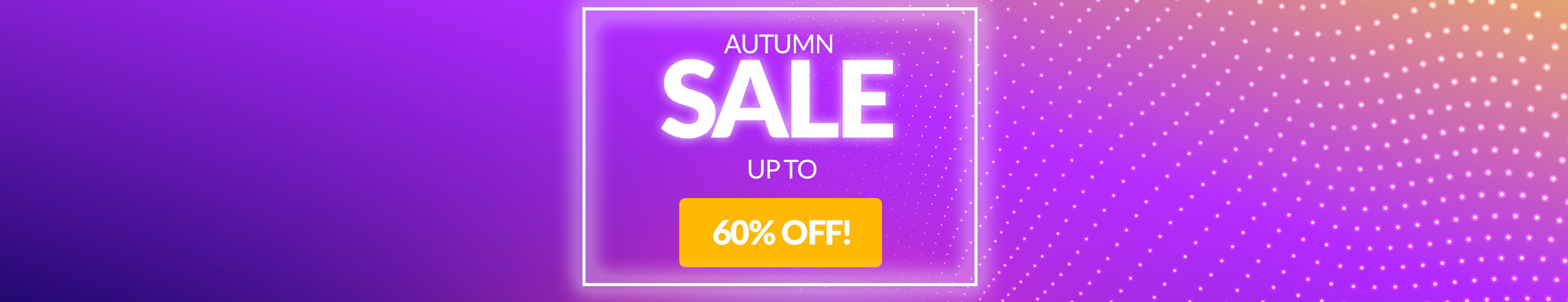 Sale Page Banner